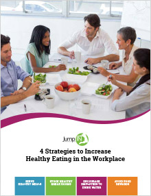 4 Strategies to Increase Healthy Eating in the Workplace
