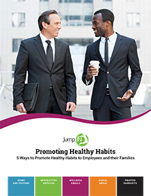 5 Ways to Promote Healthy Habits to Employees