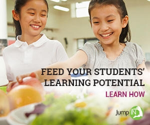 Feed your students' learning potential. Learn how.