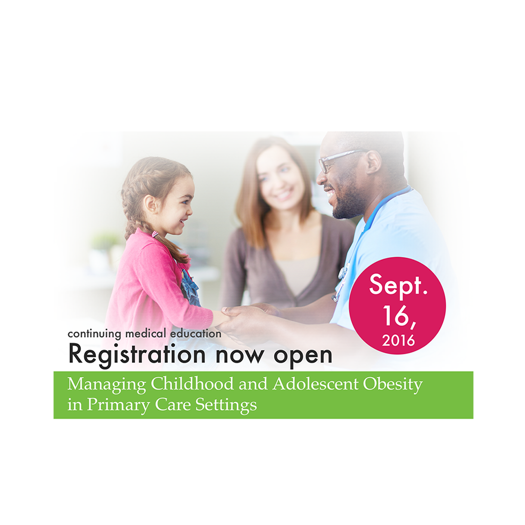 CME Opportunity: Managing Childhood and Adolescent Obesity in Primary Care Settings