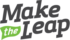 Make the Leap logo